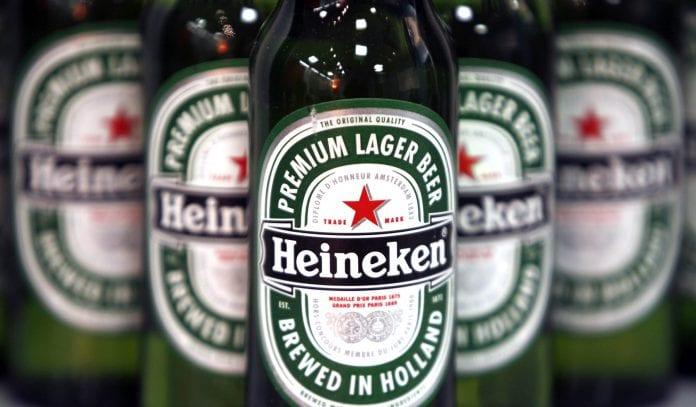 Heineken Beer Production By 2014