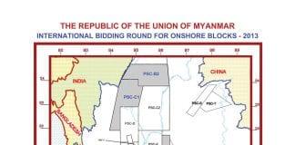 Myanmar-onshore-blocks