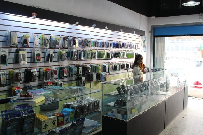 Phone shop Mobile handset yangon