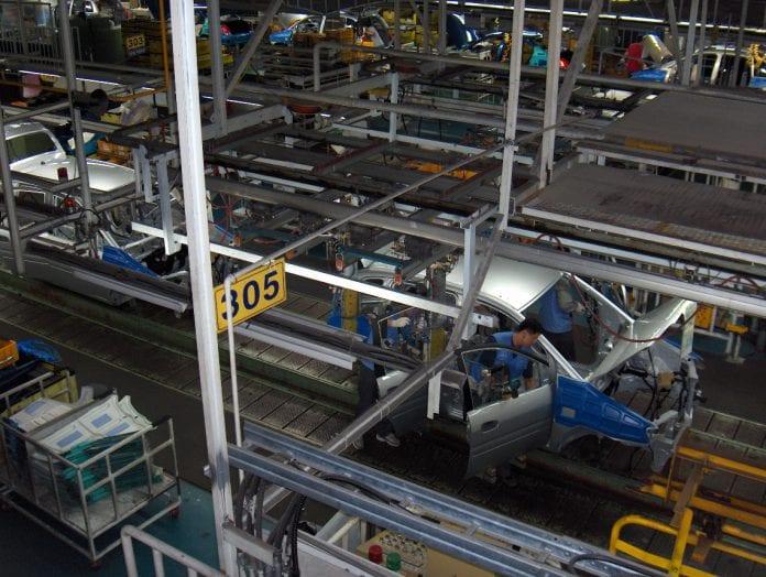 hyundai car assembly plant