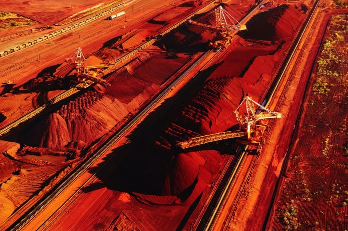Iron-Ore_Banner_Port-Hedland_H