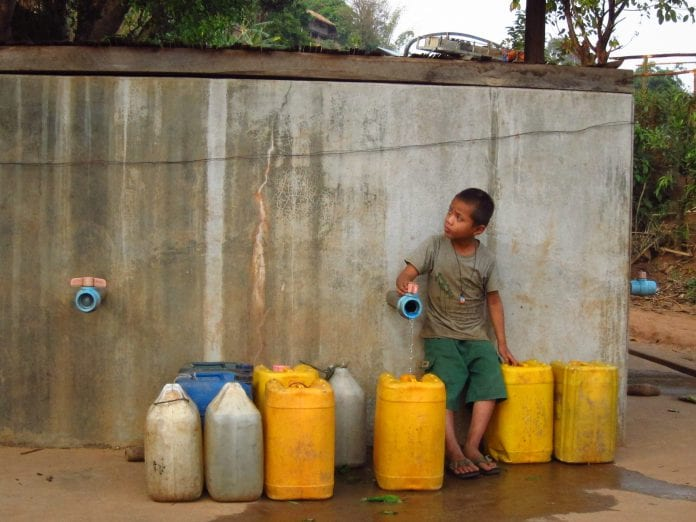 Let's Get Water To Myanmar - Source Flickr - EM