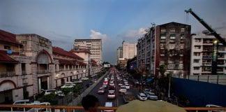 Myanmar economy real estate traffic trade investment (2)