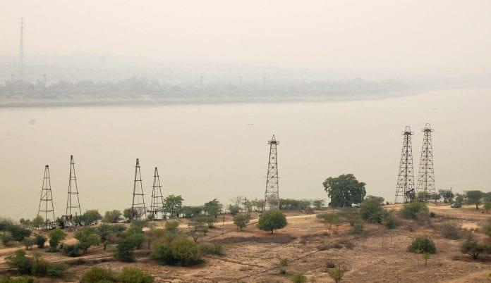 Myanmar offshore oil