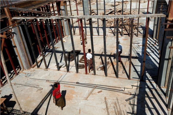 Myanmar real estate property
