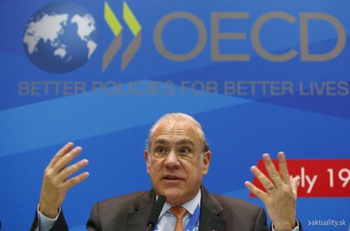 OECD Angel Gurria