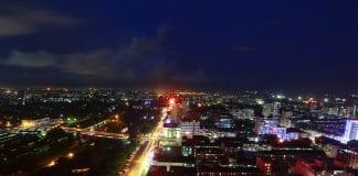 Yangon skyline property development economy