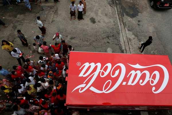 coca cola investment