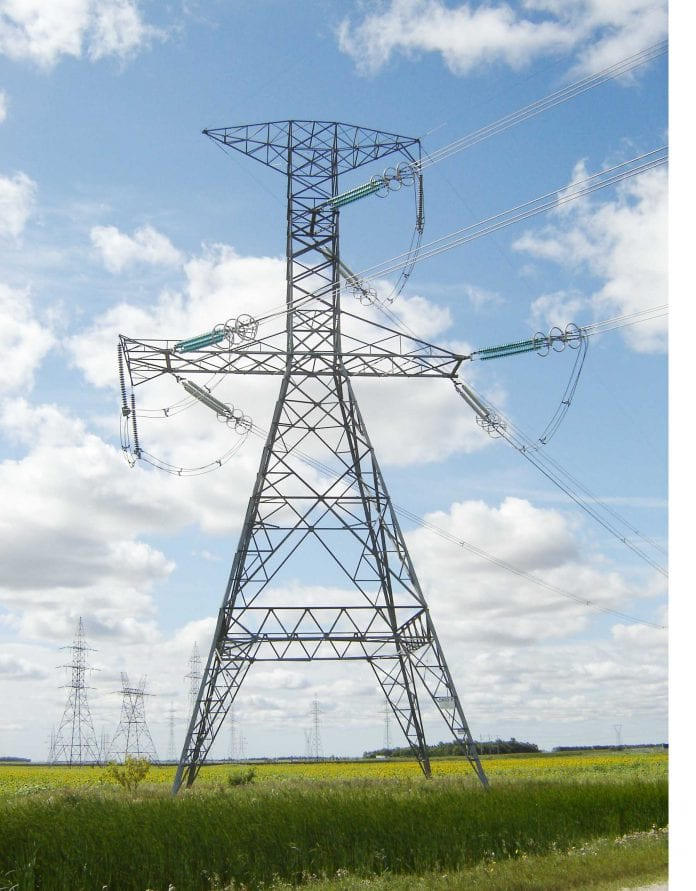 power grid electricity