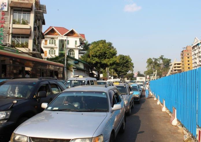 Car Yangon 2
