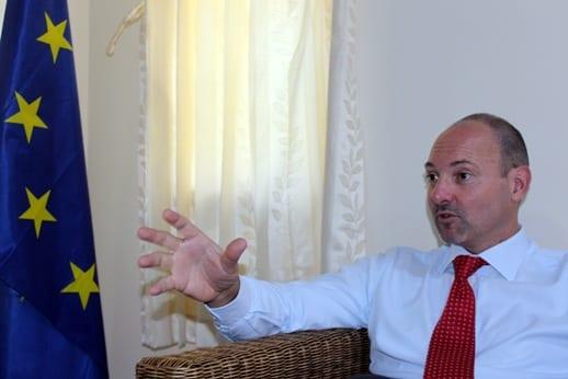 EU Ambassador to Myanmar Roland Kobia Myanmar Business Today Interview