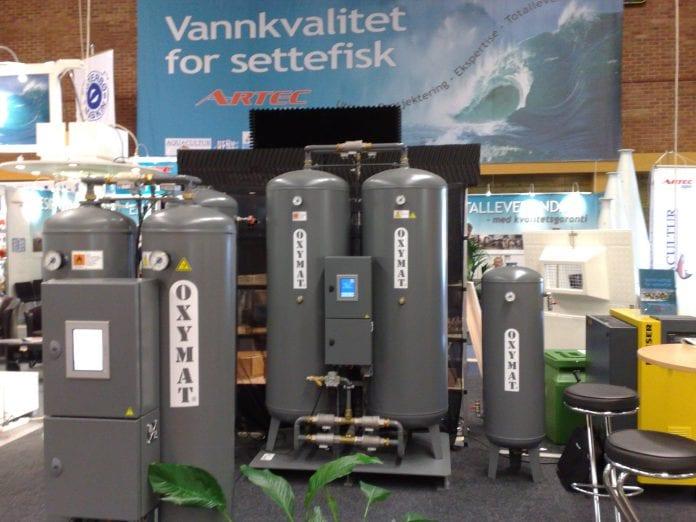 Oxymat Oxygen cylinders