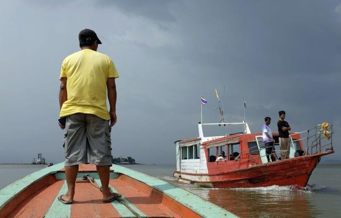 Rohingya Myanmar Thailand human trafficking