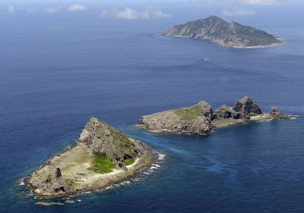 Senkaku in Japan and Diaoyu in China