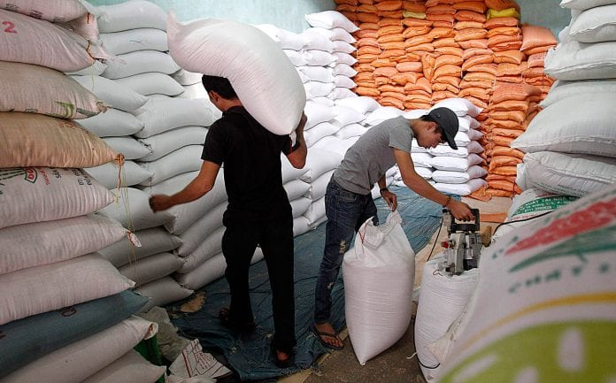 Vietnam rice export myanmar business today
