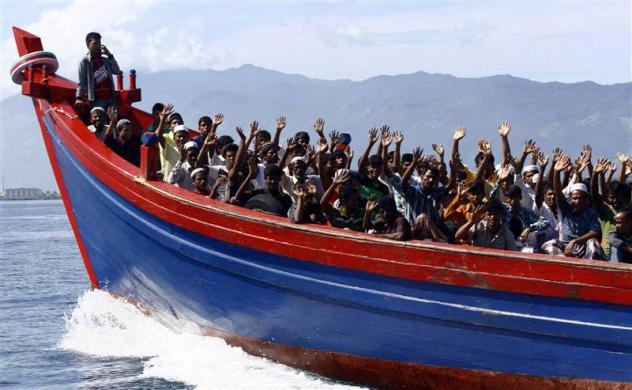 reuters rohingya trafficking
