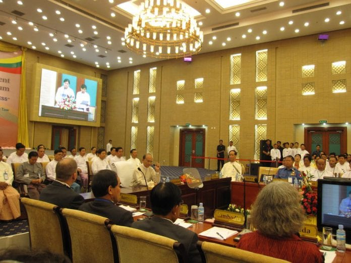 First Development cooperation forum Nay Pyi Taw