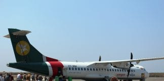 Plane Ngaplai tourists Thandwe Airport Myanmar Aviation Myanmar Business today
