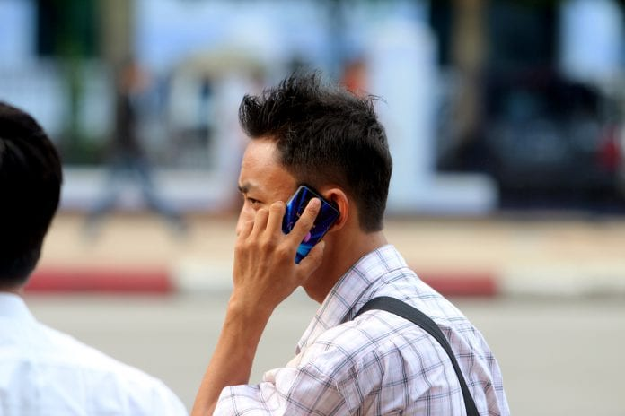 Telecom myanmar yangon
