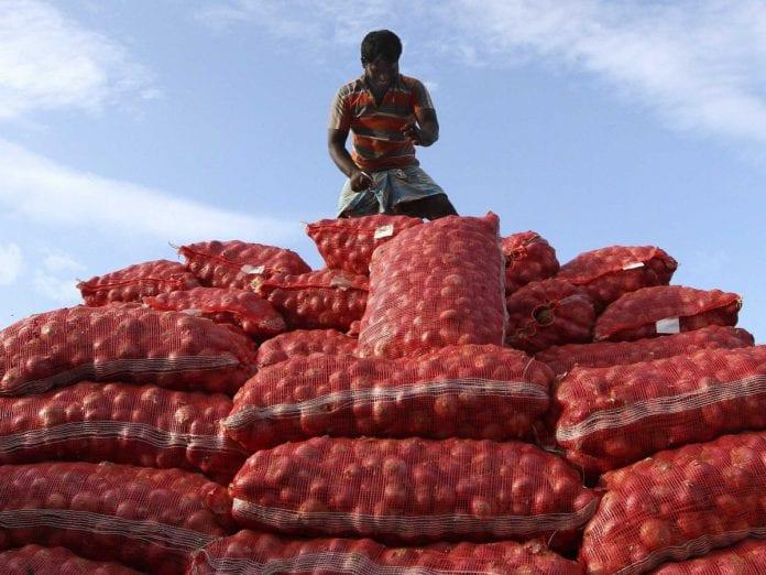 india onions reuters stockpile