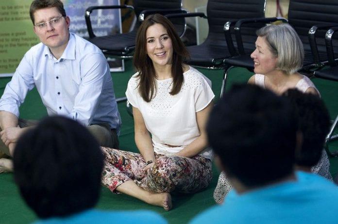 mary besger danish crown princess in Myanmar