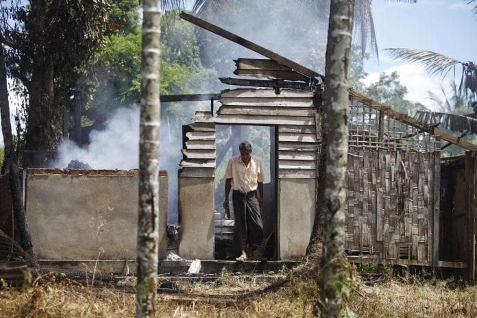 rakhine rohingya conflict