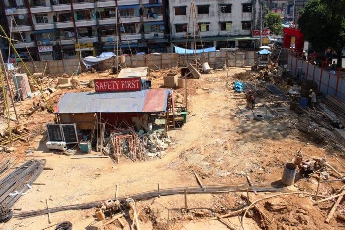 yangon construction- OS