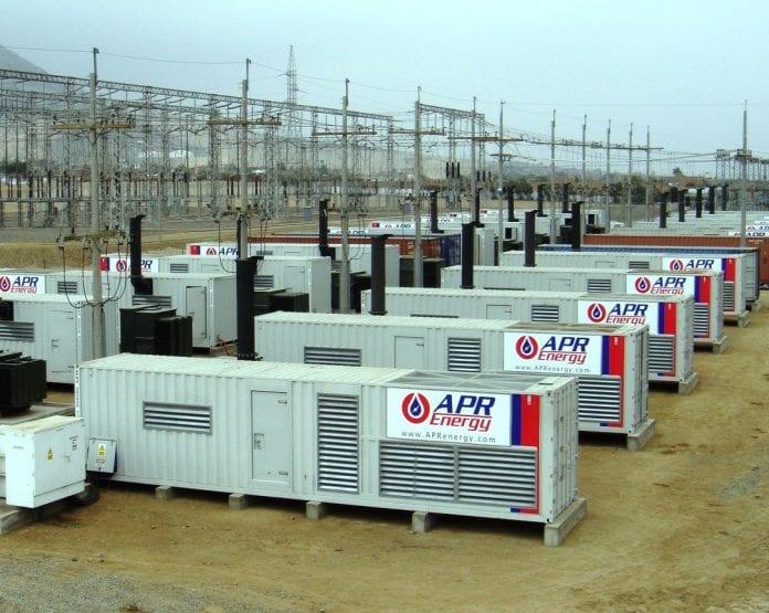 APR Energy Peru