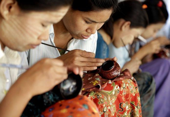 Bagan economy ASEAN meeting tourists SME handicraft tourism (14)