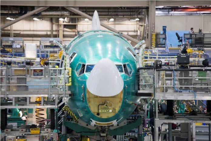 Boeing 737 Myanmar