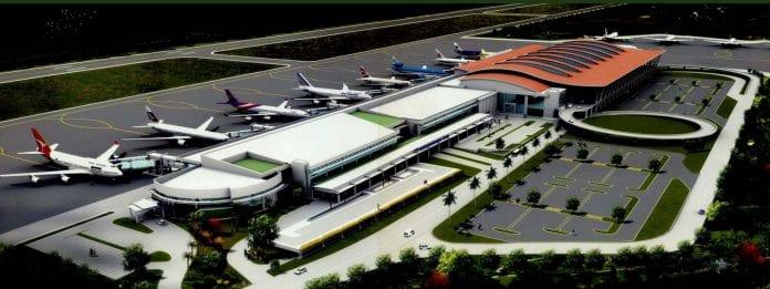 Hanthawaddy Airport