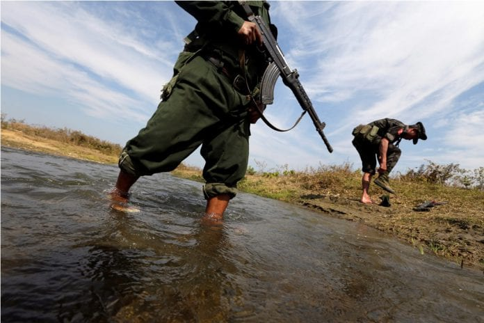 Kachin violence-ethnic conflict-Myanmar-rebels