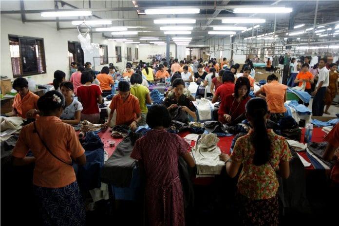 Myanmar Garment