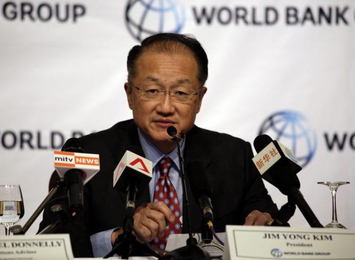 World Bank President Myanmar