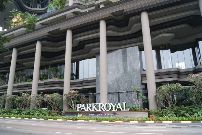 parkroyal hotel in Pickering
