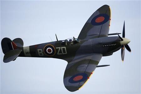 spitfire reuters