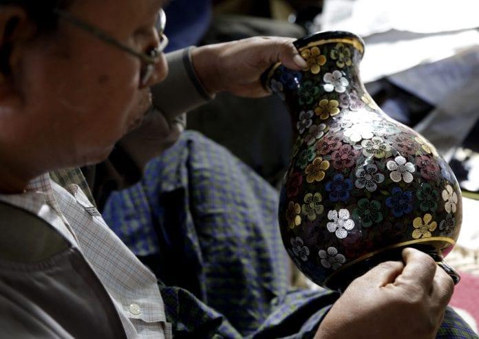 Bagan economy ASEAN meeting tourists SME handicraft tourism (10)