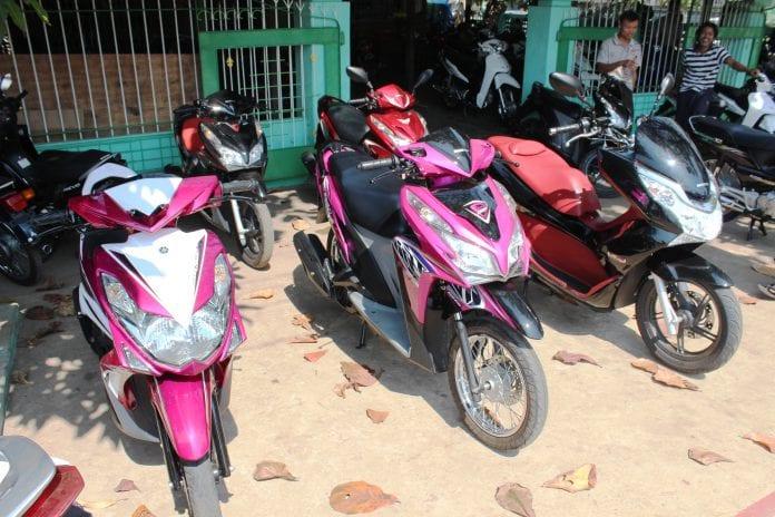 Bago Motorbike 2