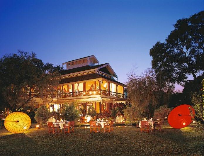 Governor's residence belmond