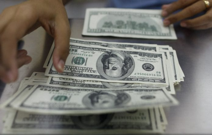 Kyat Dollar Reuters
