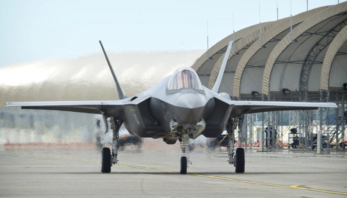 Lockheed martin F-35 korea defence
