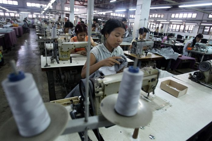 Myanmar Sanctions_Carm garment industry