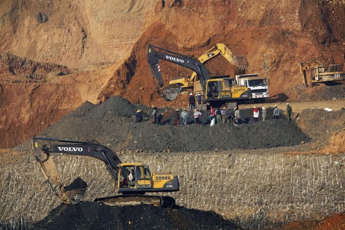 Myanmar copper mine mining investment natural resources 1