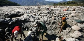 Myanmar gold mine mining investment natural resources