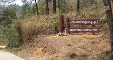 Nat Ma Taung National Park
