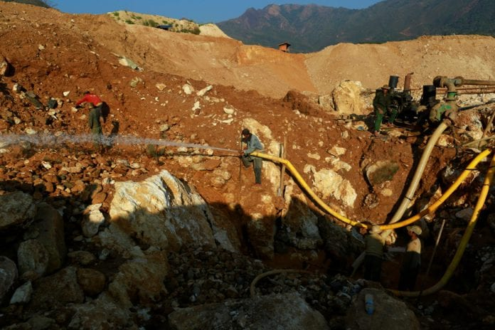 Ruby Jems mining Myanmar economy development (1)
