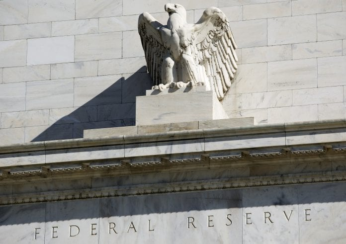 The-Federal-Reserve-building-in-Washington-DC