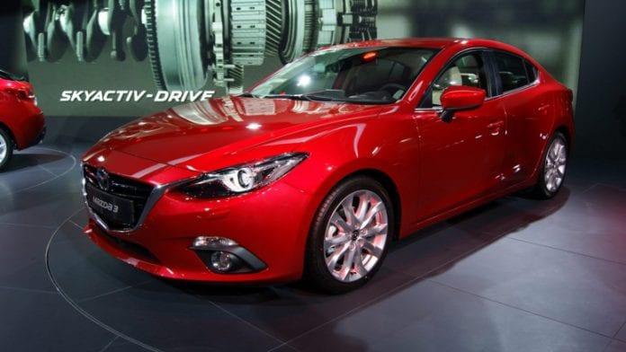 Mazda auto show