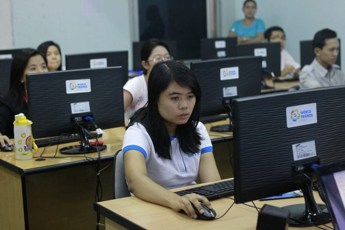 Myanmar vocational education IT Training Myanmar Business Today