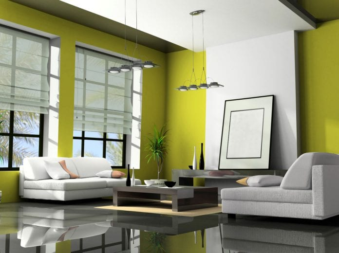 deluxe-green-living-room-design